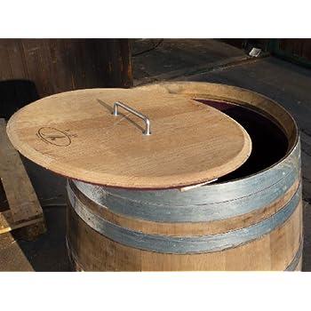 Regentonne, Holzfass, Weinfass Barrique, Temesso-Fass aus