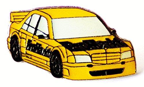 PIN ANSTECKNADEL - Mercede DTM ProMarkt Logo gr. 2,5x1,8cm