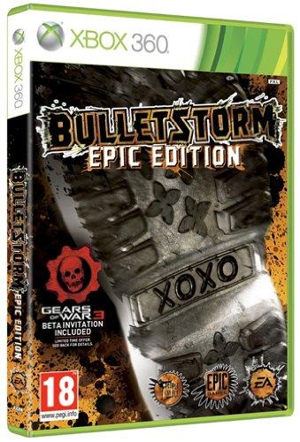 Electronic Arts Bulletstorm - Juego (No específicado)