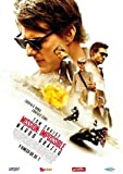MISSION IMPOSSIBLE 5 : ROGUE NATION - Tom Cruise – Czech Imported Movie Wall Poster Print - 30CM X 43CM Brand New