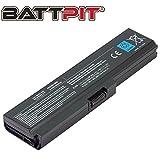 BattPit Batterie pour PC Portables Toshiba PA3817U-1BRS PA3816U-1BRS PA3818U-1BRS PA3819U-1BRS PABAS228 Satellite C650 C650D C655 C660 C660D C670 C670D L600 L630 L645 L650 L655 L670 L670D L675 L740 L745 L750 L750D L755 L755D L770 L775D - Haute Performance [6 Cellules/4400mAh/48Wh]
