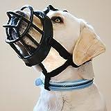 Company of Animals 73017003 Baskerville Ultra Maulkorb, Größe 3, für Beagle, Bearded Collie, schwarz