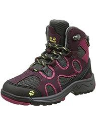 Jack Wolfskin Crosswind Texapore Mid K, Chaussures de Randonnée Hautes Mixte Enfant