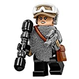 LEGO Star Wars Jyn Erso NEU aus 75155 Rebel U-Wing Fighter Figur inkl. Waffen Minifigur