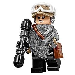 LEGO Star Wars Jyn Erso NEU aus 75155 Rebel U-Wing Fighter Figur inkl. Waffen Minifigur