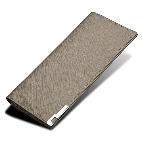 iVotre Lange Lockeren Portemonnaie, Ultra Slim , Multi Card Slots ...