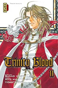 Trinity Blood Edition simple Tome 11