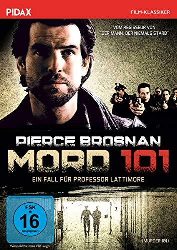 Mord 101 - Ein Fall für Professor Lattimore (Murder 101) / Preisgekröntes, spannendes Krimirätsel mit James-Bond-Star Pierce Brosnan (Pidax Film-Klassiker)