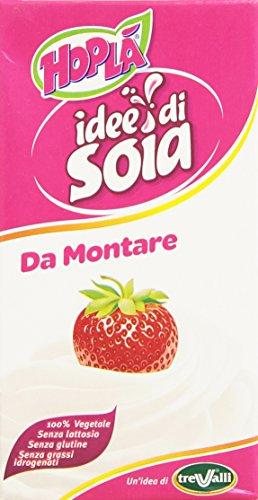 Hoplã Panna Da Montare Idee Di Soia Ml.500
