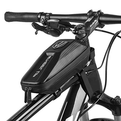 RIOGOO fahrradrahmen Tasche wasserdicht oberrohr Tasche Fahrrad fronthandytasche Eva 3D Shell Lenker Tasche Radfahren zubeh?r Beutel