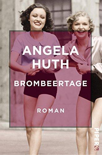 Buchseite und Rezensionen zu 'Brombeertage: Roman' von Angela Huth