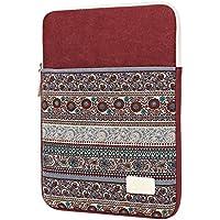 15-15,4 pollici stile della Boemia per notebook sacchetto della cassa resistente all