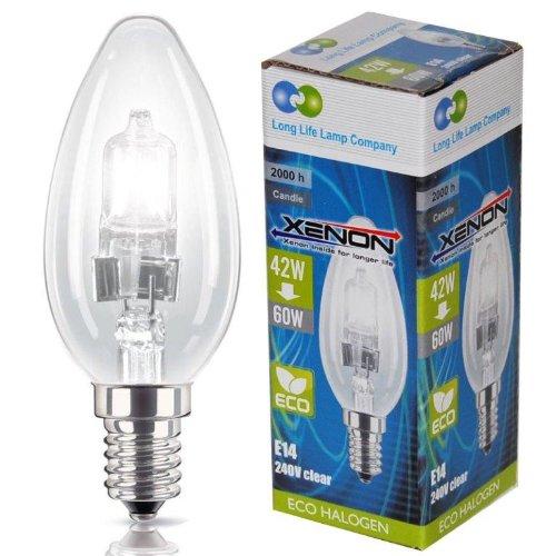long-life-lamp-company-e14-edison-ses-halogen-eco-candles-42-watt-equivalent-60-watt-dimmable-haloge