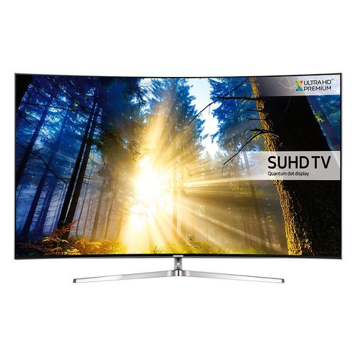 Preisvergleich Produktbild Samsung UE55KS9090 (EU-Modell UE55KS9000) SUHD / 4K LED TV,  Curved
