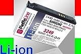 Batteria per SAMSUNG I900 OMNIA I8000 OMNIA2 I7500 I9020 I9023 NEXUS S da 1440 MAH A LITIO