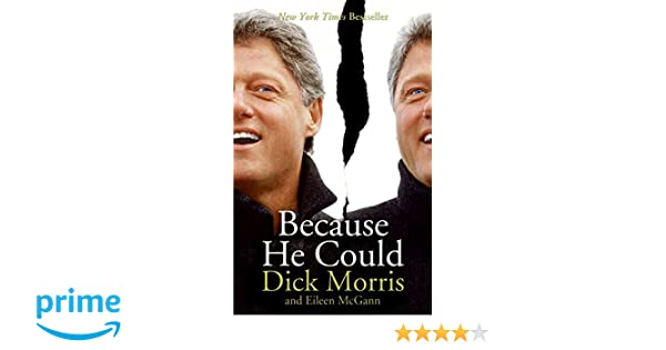 For that dick morris new book right!