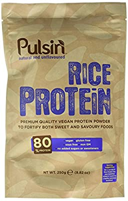 Pulsin Brown Rice Protein