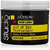 L'Oreal Paris Studio Line Texture and Control Unkempt Out of Bed Hair Texturizer, 4.0 Fluid Ounce by L'Oreal Paris