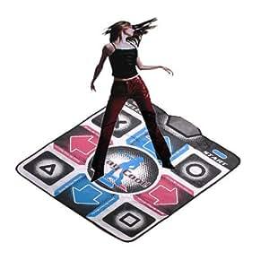 New dance pad Non-Slip Dancing Step Dance Game Mat Mats Pad for PC & TV