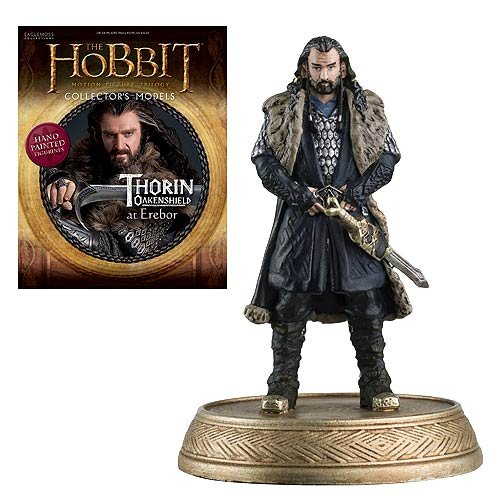 The Hobbit Collector's Models Nº 3 Thorin Oakenshield