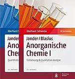 Package: Jander/Blasius Anorganische Chemie I+II: Einführung & Qualitative Analyse / Quantitative Analyse & Präparate