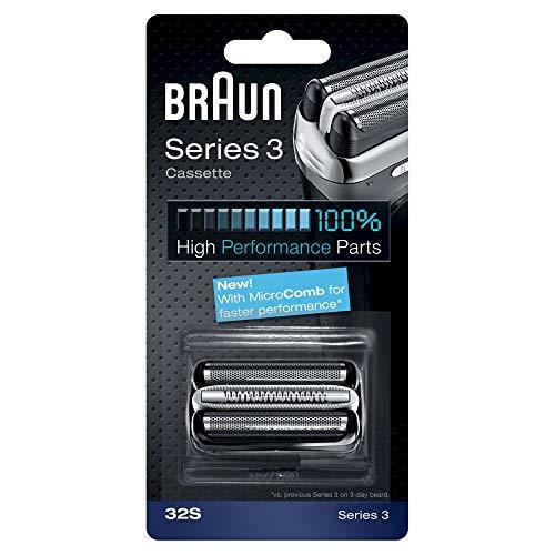 Braun - Series 3 - Laminas máquina afeitar