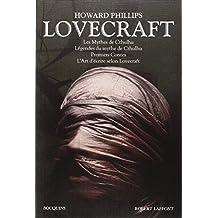 Oeuvres de H.P. Lovecraft - T1 - NE (01)