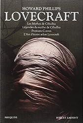 Oeuvres de H.P. Lovecraft - T1 - NE