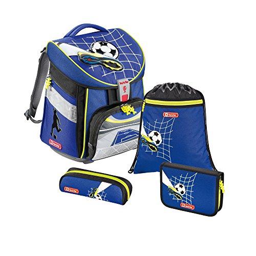Step by Step Comfort Schulranzen-Set 4-tlg. Top Soccer top soccer
