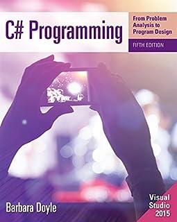 C# Programming: From Problem Analysis to Program Design (1285856872) | Amazon price tracker / tracking, Amazon price history charts, Amazon price watches, Amazon price drop alerts