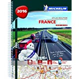 Atlas France 2016 PRO de la route Michelin
