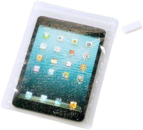 PEARL Tablet Hülle 8 Zoll: Wasserdichte Universal-Tasche für Tablets bis 8 Zoll (Tablet Hülle 8 Zoll Universal)