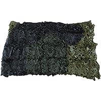 Tarnnetz camouflage in Farben oliv-grün (3-farbig) oder weiß - 6x3m 3x2m- Bundeswehr Jagd Outdoor Army BW Camping - original Inet-Trades GmbH Produkt