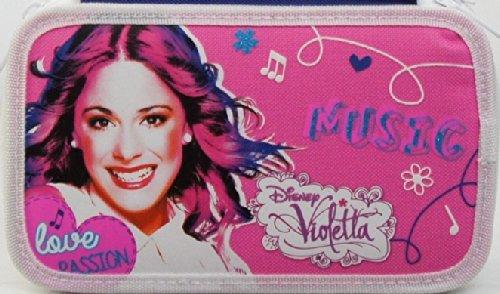 82bacad9aa Violetta Astuccio Triplo 3 Piani - Querciacb