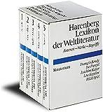 Harenberg Lexikon der Weltliteratur - François Bondy, Ivo Frenzel, Joachim Kaiser