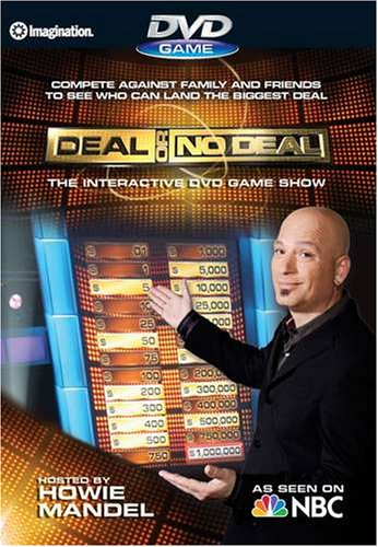 Deal or No Deal DVD Game (Or No Deal Deal)