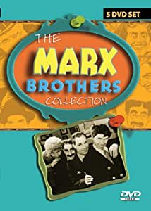 Marx Brothers Collection [Import anglais]