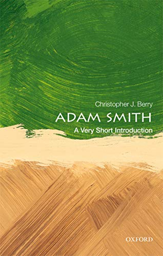 Adam Smith: A Very Short Introduction (Very Short Introductions) (English Edition)