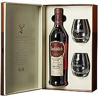Glenfiddich Malt Master's Edition Sherry Cask Batch 05.15 mit Geschenkverpackung mit 2 Gläsern (1 x 0.7 l)