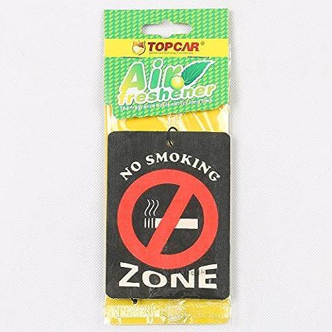 frenshion–Set di 4pcs Deodorante per auto quattro profumati diversi buona odore (Deodorante Buoni)
