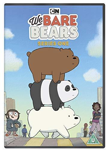 We Bare Bears Season 1 [DVD]