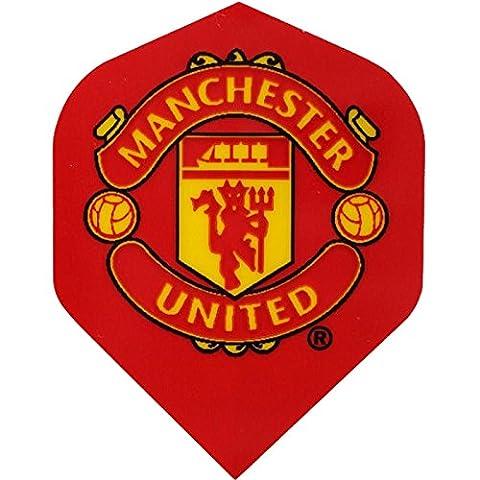 Football Fléchettes vols–Sous Licence authentique Premiership équipe vols–Manchester United–5jeux (15)