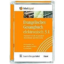 Evangelisches Gesangbuch elektronisch, Version 3.1: CD-ROM