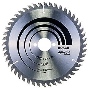 Bosch Speedline TCT Circular Saw Blade 190 x 30mm