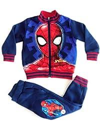 Chandal Spiderman Marvel Azul Marino