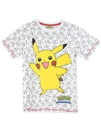 Pokemon Boys Pokemon T-Shirt Ages 5 to 13 Years