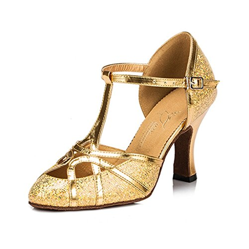 Meijili - Ballroom donna Gold