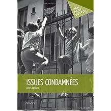 Issues condamnées