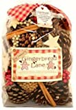 Christmas Fragrance Scented Pot Pourri Gift Bag (Large 500g): Cones, wild berries and cinnamon sticks