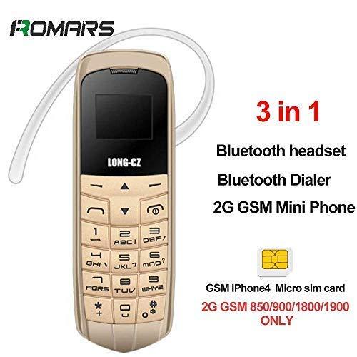 LONG CZ J8 3 1 teléfono desbloqueado más pequeño